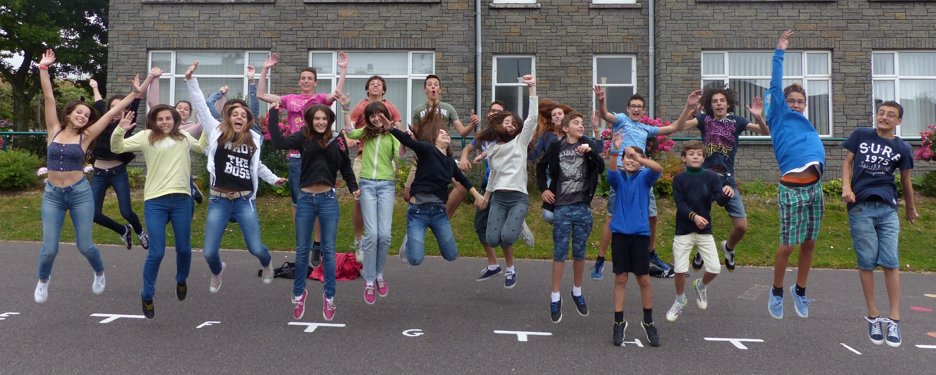 Estudiantes La Casa Irlandesa