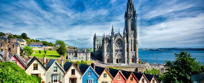 Cork La casa irlandesa